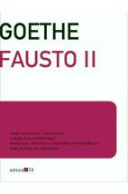 Fausto II - Edição de Bolso - Editora 34