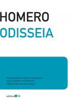 Odisseia - Edição de Bolso - Editora 34