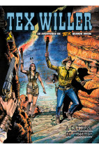Tex Willer - A caverna do tesouro- Vol 4