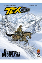 TEX Graphic Novel - Desafio no Montana - Nº 4