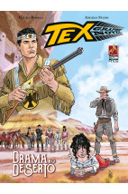 TEX Graphic Novel - GraDrama no Deserto - Nº 3