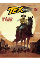 TEX Graphic Novel - Sangue e areia - Nº 7